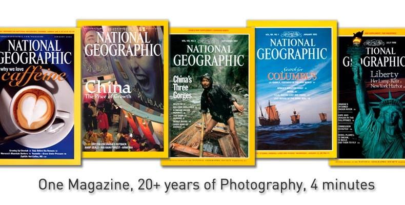 1 Magazine      3.5 minutes    21 years.