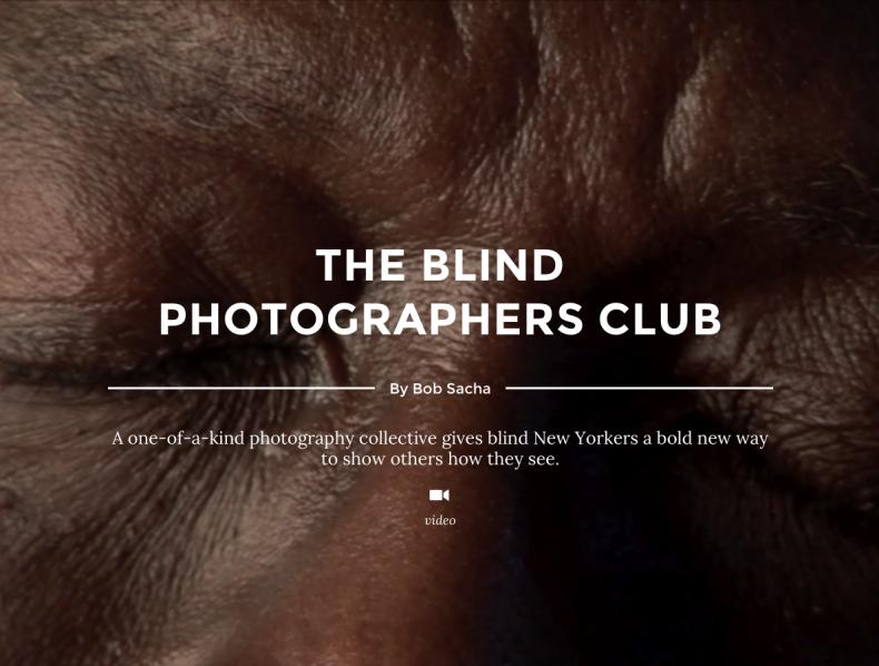 BlindSight  documentary short