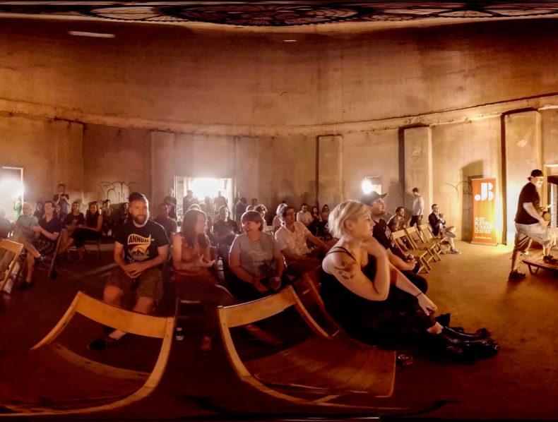 Silo City: a short 360 video story